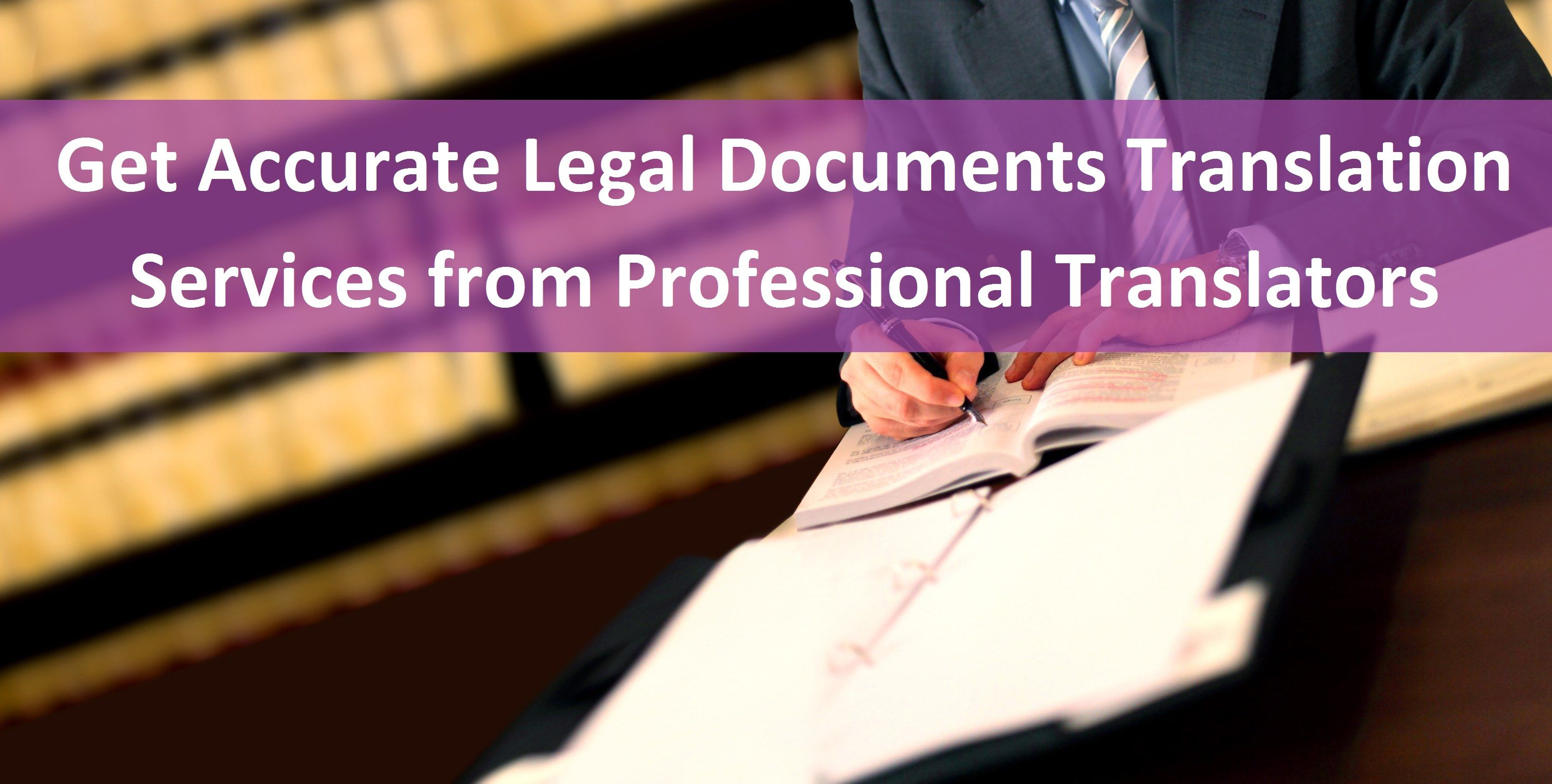 legal document translation service