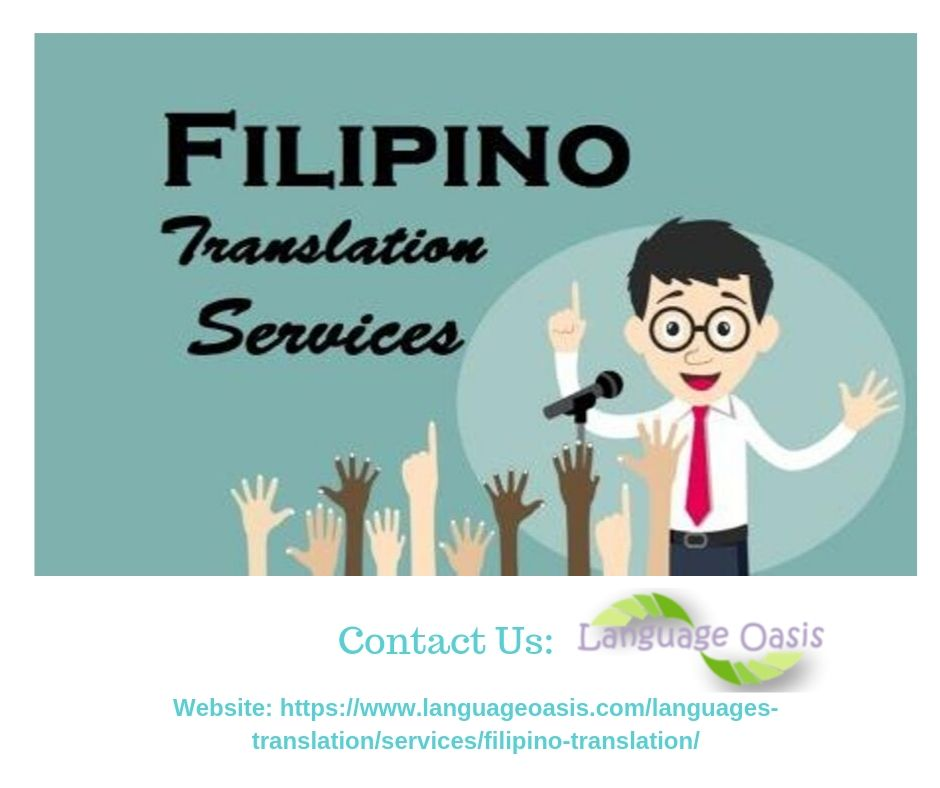 filipino language translation