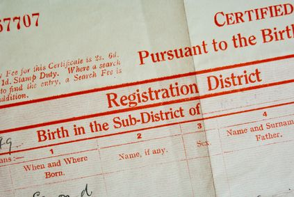 how to get a birth certificate from another country